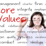 How are values formed