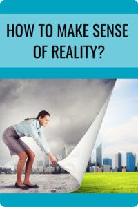 How to Make Sense of Reality Pin