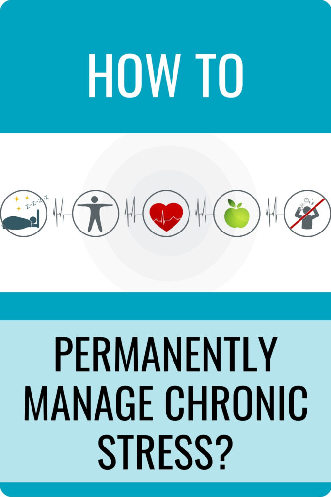 How to Permanently Manage Chronic Stress Pin