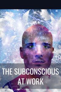 The Subconscious At Work Pin